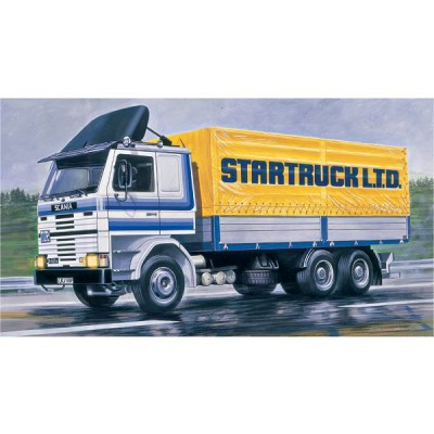 Scania 142H Canvas
