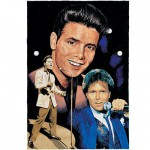 Puzzle 1000 pièces - The Legends Collection : Cliff Richard à travers les années