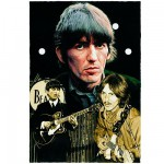 Puzzle 1000 pièces - The Legends Collection : George Harrison