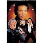Puzzle 1000 pièces - The Legends Collection : Tom Jones