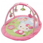 Tapis d'éveil Hello Kitty