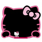 Tableau mural Hello Kitty : Craie