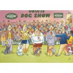 Puzzle 150 pices - Wasgij Mystery : Le concours canin