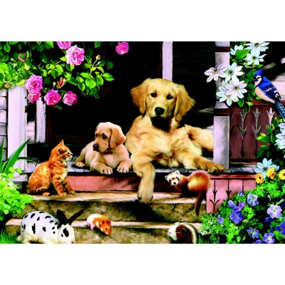Piece Puzzles on Accueil   Puzzles Par Th  Me   Puzzles   Animaux   Puzzles   Chats Et