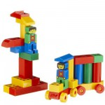 Blocs de construction magntiques Manetico 25 pices