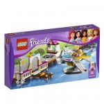 Lego 3063 - Friends : Le club d'aviation de Heartlake City