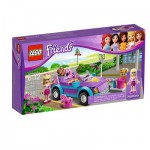 Lego 3183 - Friends : Le cabriolet