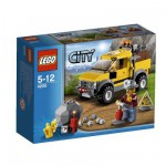Lego 4200 - City : Le 4 x 4 de la mine