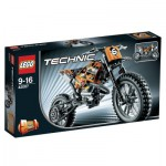 Lego 42007 : Technic La moto cross