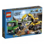 Lego 4203 - City : Le transporteur