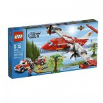 Lego 4209 - City : L'avion des pompiers