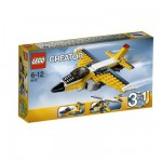 Lego 6912 - Creator - 3 en 1 : L'avion à réaction