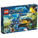 Lego 70013 : Chima L'ultra Striker d'Equila