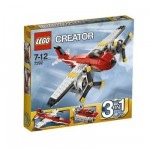 Lego 7292 - Creator - 3 en 1 : L'avion à double hélices