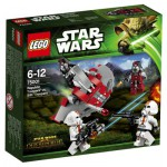 Lego 75001 : Star Wars Republic Trooper contre Sith Troopers