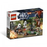 Lego 9489 - Star Wars : Endor, Rebel & Imperial Trooper