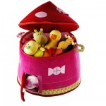 Coffre  jouets corbeille de rangement : Liz