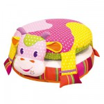 Pouf Les poufs : Vachette