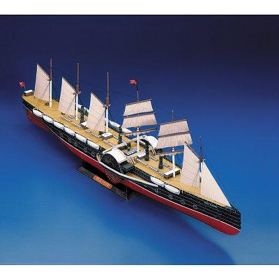 Schreiber Bogen 50063 Card Model Sailing Ship Great