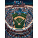 Puzzle 500 pièces - Explorer le monde : Yankee Stadium, New York City