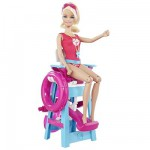 Barbie Barbie matre nageur sauveteur