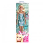 Barbie - Glitz Glitter Doll : Green and Silver
