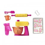 Barbie - Set of Accessories : Baking
