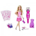 Barbie design pailleté