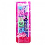 Barbie Chaussures et accessoires Fashionistas : Sacs  main bleu et vert