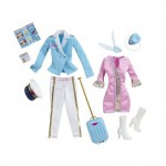 Clothes for Barbie Dolls - Jobs : Stewardess