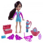 Polly Pocket - Aquatic Holidays : Crissy