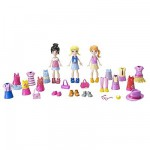 Polly Pocket Coffret Polly électropop : Polly, Léa et Kerstie