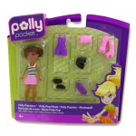 Polly Pocket - Fashion Outfits - Shani : Dress and Roller-Skates