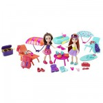 Polly Pocket - Polly Jet Playset and Accessories