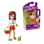 Polly Pocket - The Little Polly : Lila