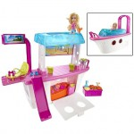 Polly Pocket Yatch tropical Polly