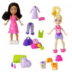 Polly Pocket - Friends of Polly Bag : Slumber Party