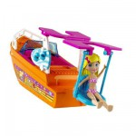 Polly Pocket - Polly's Boat