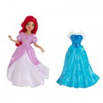 Figurine Princesses Disney Mini princesse et tenue : Ariel