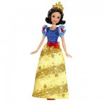 Poupe paillettes Princesses Disney  : Blanche-Neige