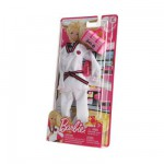  Vtements pour poupe Barbie Les mtiers : Karateka