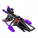 Meccano Bombers space chaos : Dark Pirates Bomber