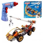 Meccano Vhicules motoriss Multimodels 50 modles : 605 pices