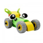 Meccano Build & Play : Mini roadster : Vert
