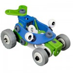 Meccano Mini Build and Play : Voiture de course