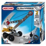 Meccano Multimodels : Grue
