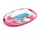 Bateau gonflable Hello Kitty