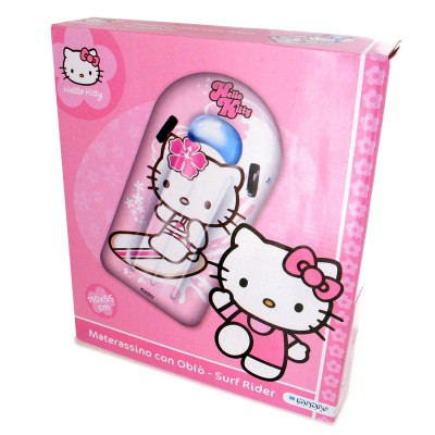 Bodyboard gonflable Hello Kitty