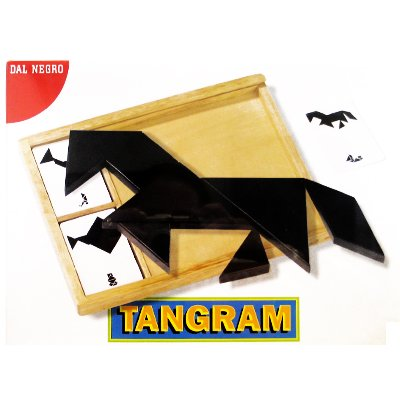 Tangram en bois