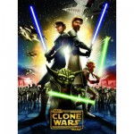 Puzzle 150 pices - Star Wars : Clone Wars 3